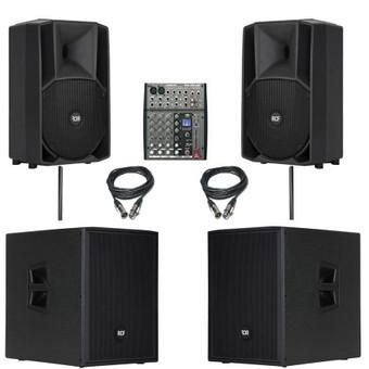 Dj garso aparatūros, kolonėlių ir šviesos efektų nuoma / Vytaras Zeicas / Darbų pavyzdys ID 356521