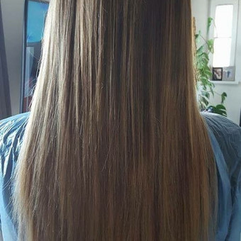Plaukų priauginimas / Giedrė Bosienė / Darbų pavyzdys ID 356591