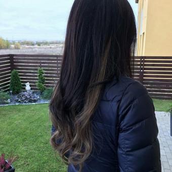 Plaukų priauginimas / Giedrė Bosienė / Darbų pavyzdys ID 356607