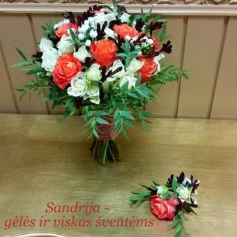 Gėlės ir puokštės / Sandrija / Darbų pavyzdys ID 356937
