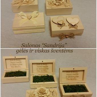 Gėlės ir puokštės / Sandrija / Darbų pavyzdys ID 356945