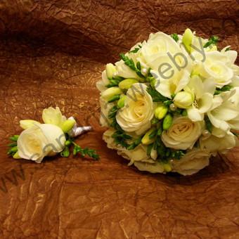 Gėlės ir puokštės / Sandrija / Darbų pavyzdys ID 356955