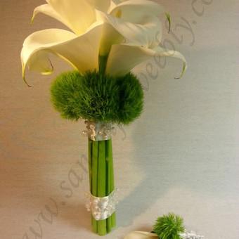 Gėlės ir puokštės / Sandrija / Darbų pavyzdys ID 356961