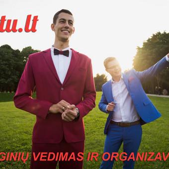 Renginių vedėjas Kaune / Eimantas / Darbų pavyzdys ID 357077
