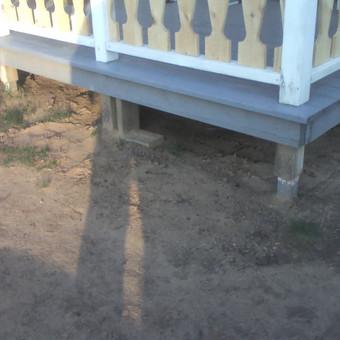 Karkasiniu namu statyba remontas  renovavimas Stogu dengimas / ovidijus / Darbų pavyzdys ID 357495