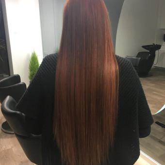Plaukų priauginimas / Giedrė Bosienė / Darbų pavyzdys ID 357739