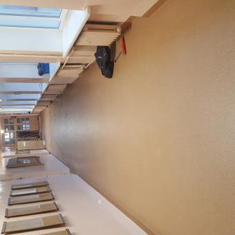 Tarkett (pvc)  ir  epoksidinių liejamos grindų dengimas. / Robertas Busnevas / Darbų pavyzdys ID 358487