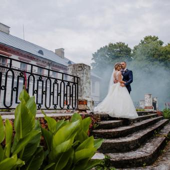 Vestuvių fotografavimas visoje Lietuvoje / Aistė Pranculienė / Darbų pavyzdys ID 358561