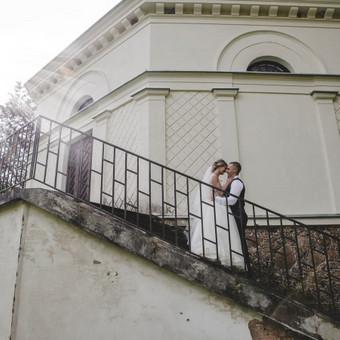 Vestuvių fotografavimas visoje Lietuvoje / Aistė Pranculienė / Darbų pavyzdys ID 358565