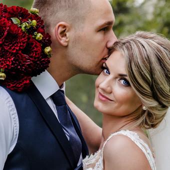 Vestuvių fotografavimas visoje Lietuvoje / Aistė Pranculienė / Darbų pavyzdys ID 358567