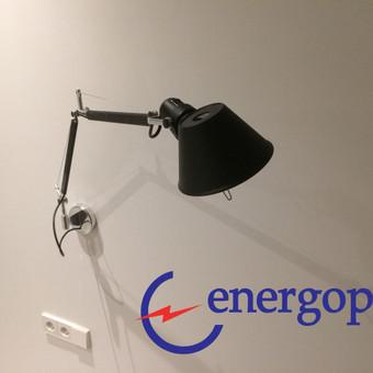 Elektros instaliacijos / Henrikas Pabedinskas / Darbų pavyzdys ID 358613