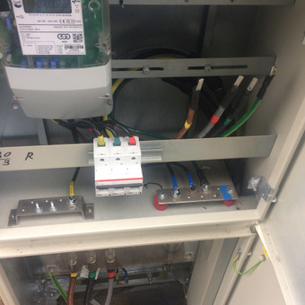 Elektros instaliacijos / Henrikas Pabedinskas / Darbų pavyzdys ID 227661