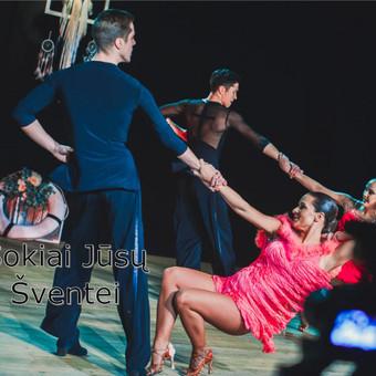 Šokių pamokos, Vestuvinis šokis, Šou, Šokiai renginiuose / ŠOKIO MAGIJA / Darbų pavyzdys ID 358645