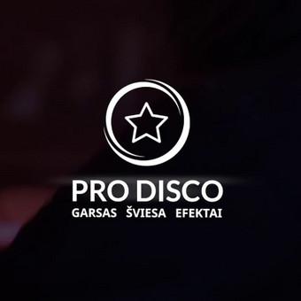 Vedėjas ir DJ viename - kokybiškas įgarsinimas, apšvietimas / ProDisco.lt / Darbų pavyzdys ID 358967