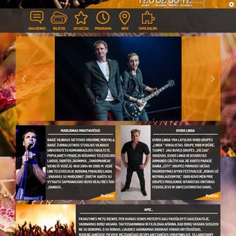 Ekmedia Interneto svetainių kūrimas / Edgaras Kniukšta / Darbų pavyzdys ID 359491