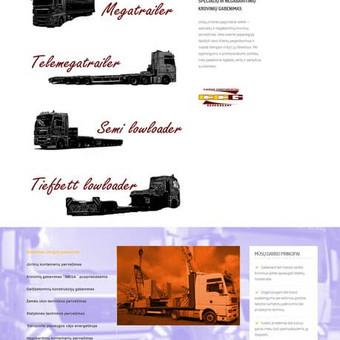 Ekmedia Interneto svetainių kūrimas / Edgaras Kniukšta / Darbų pavyzdys ID 359493