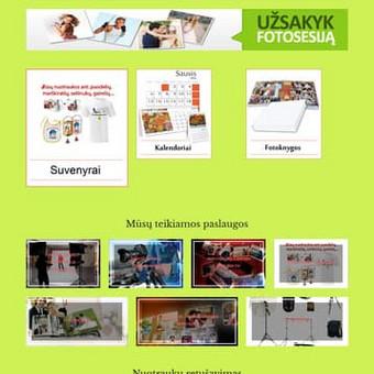 Ekmedia Interneto svetainių kūrimas / Edgaras Kniukšta / Darbų pavyzdys ID 359499