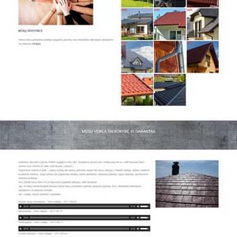 Ekmedia Interneto svetainių kūrimas / Edgaras Kniukšta / Darbų pavyzdys ID 359513