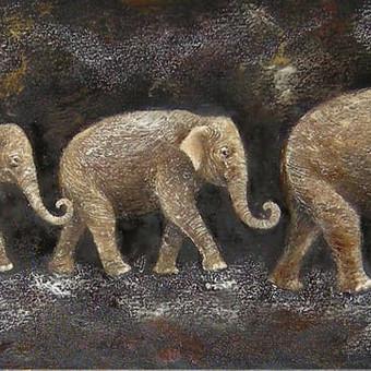 Septyni drambliai 130x35