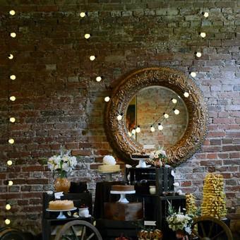 Vestuvių, švenčių dekoravimas / Viktorija / Darbų pavyzdys ID 360781