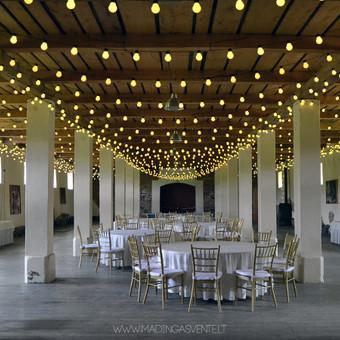 Vestuvių, švenčių dekoravimas / Viktorija / Darbų pavyzdys ID 360787