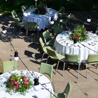Vestuvių, švenčių dekoravimas / Viktorija / Darbų pavyzdys ID 360791