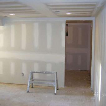 Staybos, apdailos, remonto,nedideli elektros projektai / Sarunas / Darbų pavyzdys ID 361885