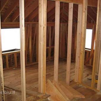 Staybos, apdailos, remonto,nedideli elektros projektai / Sarunas / Darbų pavyzdys ID 361899