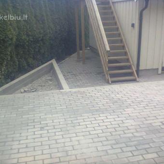 Staybos, apdailos, remonto,nedideli elektros projektai / Sarunas / Darbų pavyzdys ID 361903