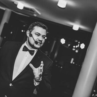 Jūsų šventės vedėjas - IGNAS BASIJOKAS ir DJ komanda / Ignas Basijokas / Darbų pavyzdys ID 362287