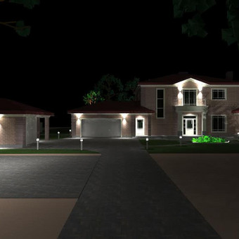 Apšvietimo projektavimas / Light Pro / Darbų pavyzdys ID 362967