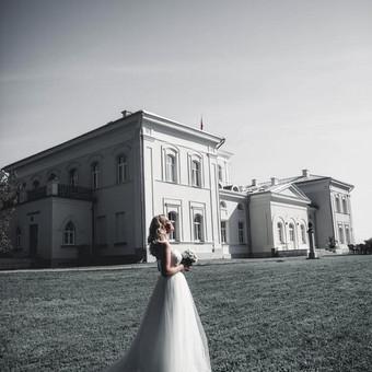 Vestuvinių ir proginių suknelių siuvėja Vilniuje / Oksana Dorofejeva / Darbų pavyzdys ID 363055