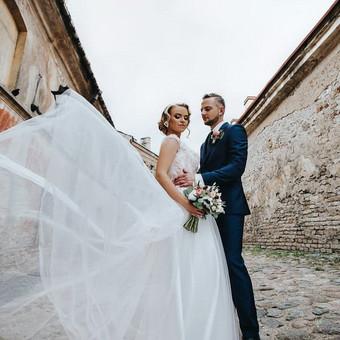 Vestuvinių ir proginių suknelių siuvėja Vilniuje / Oksana Dorofejeva / Darbų pavyzdys ID 363059