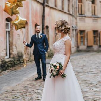 Vestuvinių ir proginių suknelių siuvėja Vilniuje / Oksana Dorofejeva / Darbų pavyzdys ID 363063