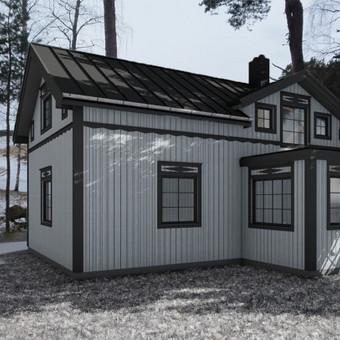 Projektavimas. Architektų paslaugos. / Studio Trys / Darbų pavyzdys ID 363087