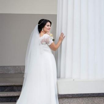 Vestuvinių ir proginių suknelių siuvėja Vilniuje / Oksana Dorofejeva / Darbų pavyzdys ID 363211