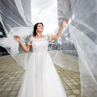 Vestuvinių ir proginių suknelių siuvėja Vilniuje / Oksana Dorofejeva / Darbų pavyzdys ID 363213