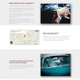 Internetinės svetainės kūrimas, logotipai, seo / Robertas Bogu / Darbų pavyzdys ID 363447