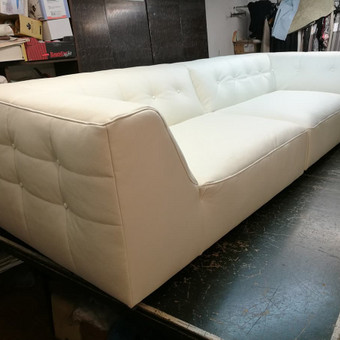 Minkštų baldų remontas, sėdynių siuvimas / RESTAauto / Darbų pavyzdys ID 363683