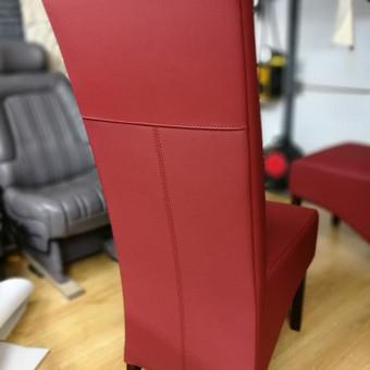 Minkštų baldų remontas, sėdynių siuvimas / RESTAauto / Darbų pavyzdys ID 363685