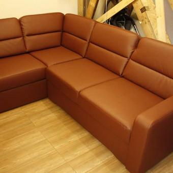 Minkštų baldų remontas, sėdynių siuvimas / RESTAauto / Darbų pavyzdys ID 363687