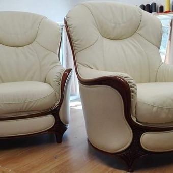 Minkštų baldų remontas, sėdynių siuvimas / RESTAauto / Darbų pavyzdys ID 363689