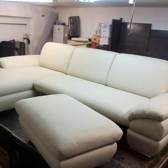 Minkštų baldų remontas, sėdynių siuvimas / RESTAauto / Darbų pavyzdys ID 363695