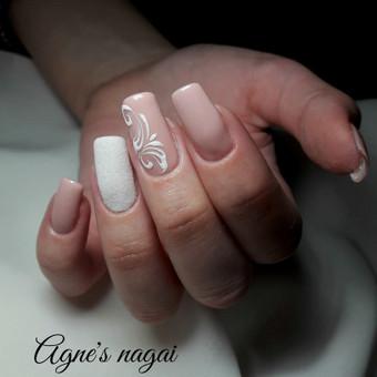 Manikiūras Kaune / Agnė / Darbų pavyzdys ID 364083