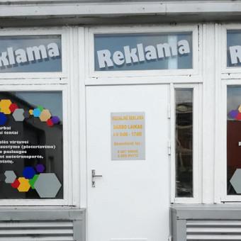 Reklamos paslaugos / Aina Simonavičienė / Darbų pavyzdys ID 364109
