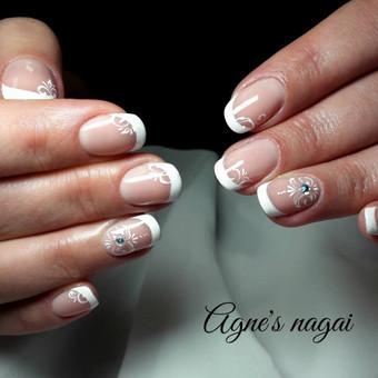 Manikiūras Kaune / Agnė / Darbų pavyzdys ID 364127