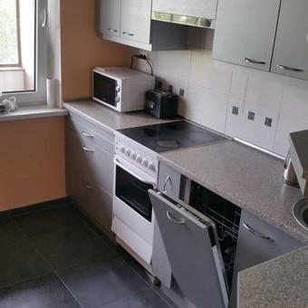 Virtuvės pajungimas
