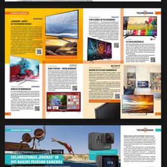 Knygų, žurnalų, lankstinuku dizainas ir maketavimas / Petras Babušis / Darbų pavyzdys ID 364977