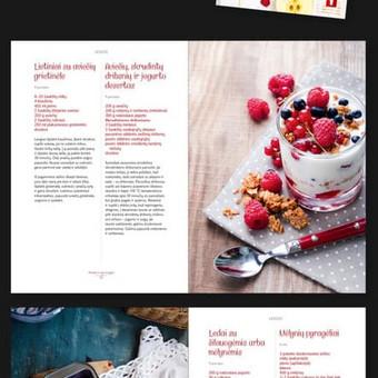 Knygų, žurnalų, lankstinuku dizainas ir maketavimas / Petras Babušis / Darbų pavyzdys ID 364979
