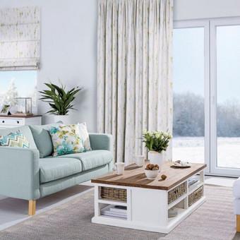 Užuolaidos Jūsų namams, didelis pasirinkimas ir geros kainos / Laima / Darbų pavyzdys ID 365617